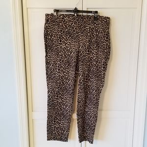 JCrew capri pants